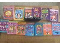 Large selection Jacqueline Wilson's books