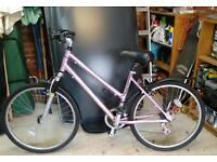 Claude Butler Women's bike