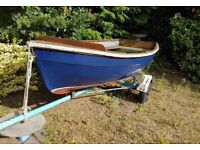Rowing Boat 10ft