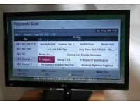 LG M2631D PZ LED TV and PC Monitor