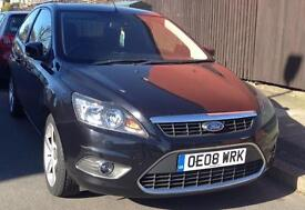 2008 Ford Focus Titanium 2.0 TDCi manual 6 speed TIMING BELT changed >NEWER SHAPE< HPI clear!
