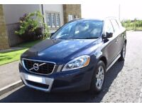 Volvo XC60, Blue, 2012, 2.0L Manual, Leather, in excellent all round condition