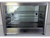 Hot Display Cabinet/ Pie Warmer