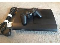 PlayStation ps3 console
