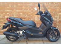 Yamaha XMAX 250cc (14 REG) Black, Very good condition, one owner from new!