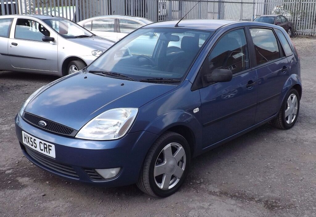 2005 4 door ford fiesta zetec climate manual gearbox in blue long mot in chipping. Black Bedroom Furniture Sets. Home Design Ideas