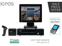 BRAND NEW All in One XEPOS Retail System - EPOS Till Shop Store Vape Hardware Florist Clothing Pet