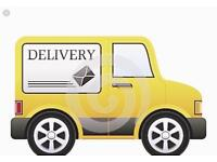 Van man and wife courier team go anywhere in country reasonable prices