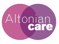 Altonian Care are seeking Care Workers (Competitive rates of pay)