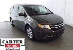 2015 Honda Odyssey EX-L w/Navi + LOW KMS + LOCAL + CERTIFIED!