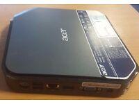 Acer Veriton N260g Ultra Small PC,3GB RAM,160GB HDD,HDMI,WIFI, OFFICE,WINDOWS 10