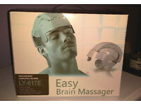 Electric Head Massager EASY-BRAIN ( Easy Massage of Acupuncture Points)