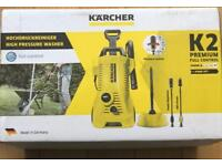 Karcher K2 Premium Full Control Home Pressure Washer