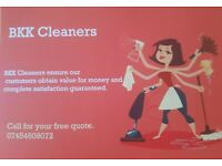 BKK cleaning services