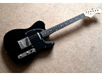 Breaking NEW Telecaster electric guitar for spare parts or £90 complete