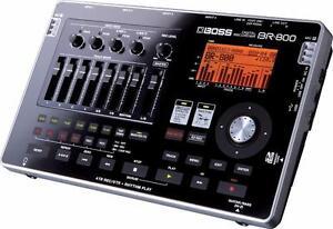 Boss BR-800 Digital Recorder BR800