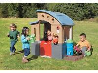 Little Tikes Go Green Playhouse