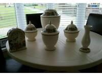 Beautiful Ceramic Set by Maw & Company
