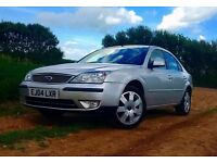 Ford Mondeo 2.0l Petrol Ghia x - Amazing condition - MOT until May 2018