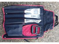 BBQ Tools Apron Gift