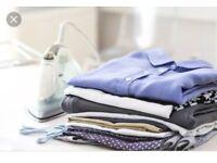 Diamond laundry services