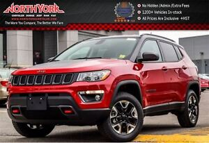 2017 Jeep Compass New Car Trailhawk 4x4|Popular Equipment,Traile