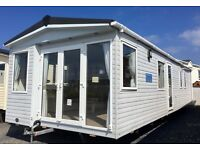 Amazing Beachcomber static caravan with beautiful Sea Views on Windsor Holiday Park Groomsport