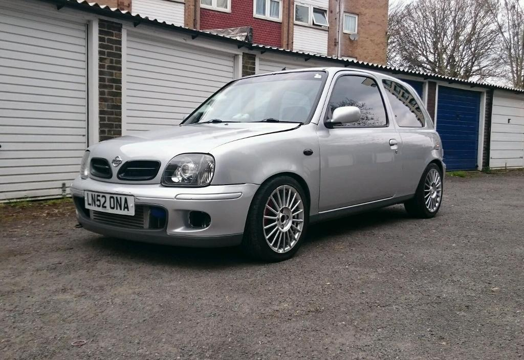 Nissan Micra K11 1 6 Turbo In South Croydon London