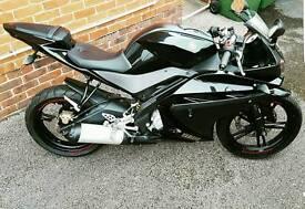 Yamaha yzf 125 r