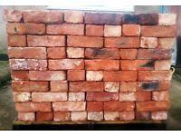 Reclaimed Cheshire Handmade Bricks