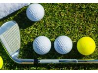 *WANTED* Set of golf clubs