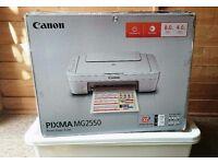 NEW Printer Cannon MG2550