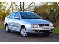VW Polo 1.9 SDI 100,000 miles, Diesel - Cheap Bargain Car - PX welcome