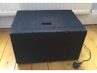 Portable Speaker System with Variable Speed CD and Mic input for dance and exercise classes