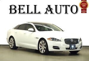 2012 Jaguar XJ PORTFOLIO PKG - SUPERCHARGE - FULLY LOADED - LEAT