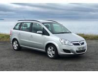 Vauxhall Zafira 1.8 Exclusive - 7 seater