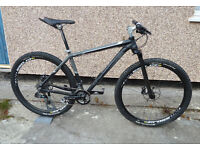 "MTB 29er 19""Trek Paragon signed by Gary Fischer"