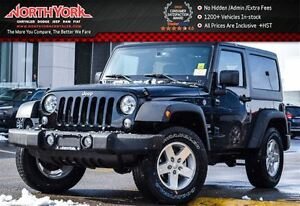 2017 Jeep Wrangler New Car Sport 4X4|Manual|Power Convi.,Dual To