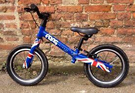Frog Bikes Tadpole Plus Balance Bike
