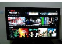 Baird 55 inch TV, full working order.