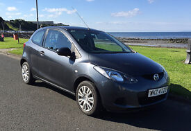 Mazda2 2008 - Metallic Grey, Great condition (MOTd)