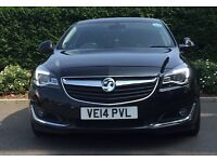 Vauxhall insignia new shape with pco