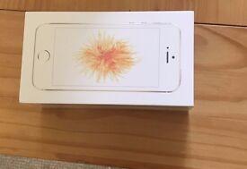 New Apple iPhone SE Unlocked - 16GB / Gold