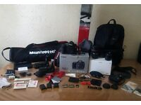 Canon 5D Mark III - EOS Camera - Bundle - Bargain
