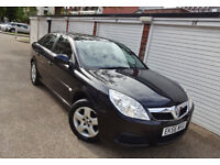 * 2007 56 Vauxhall Vectra 1.8 Exclusiv 1 Owner *