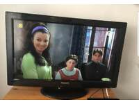 """Panasonic 32"""" LCD TV WITH REMOTE FREEVIEW"""