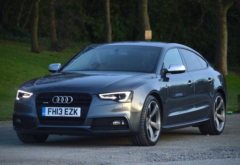 2013 audi a5 2 0 tdi 177 s line quattro black edition sportback auto tiptronic in sandwell. Black Bedroom Furniture Sets. Home Design Ideas