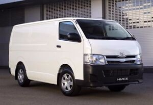RENT TO OWN from $171p/w* 2013 Toyota Hiace AUTO TURBO DIESEL Woodville Charles Sturt Area Preview