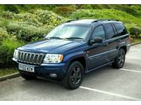 Jeep grand Cherokee Overland V8 4.7 Lpg / gas converted