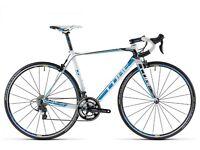 Cube agree gtc race road bike as new (Ultegra gearing)
